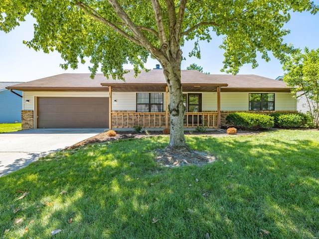 316 Erin Drive, Fairview Heights, IL 62208 (#20059977) :: The Becky O'Neill Power Home Selling Team