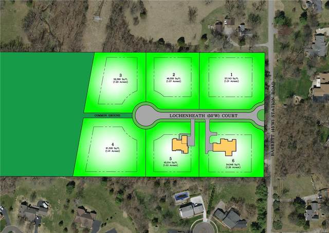 13203 Lochenheath / Lot 1, Town and Country, MO 63131 (#20059996) :: Parson Realty Group