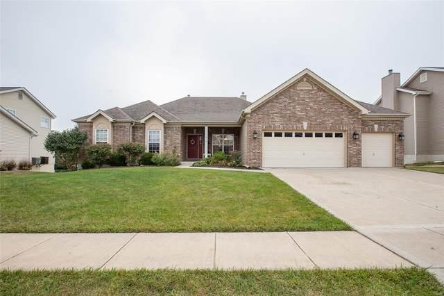 313 Trailhead Way, Dardenne Prairie, MO 63368 (#20060098) :: The Becky O'Neill Power Home Selling Team