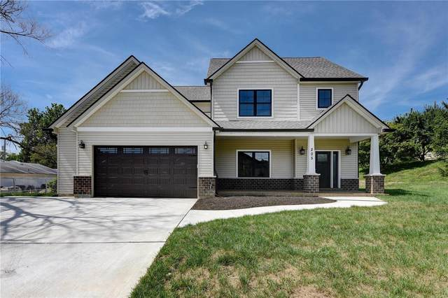 205 Ries Road, Ballwin, MO 63021 (#20060110) :: Kelly Hager Group | TdD Premier Real Estate