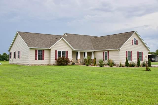 13835 Allen, CARTERVILLE, IL 62918 (#20060128) :: Hartmann Realtors Inc.