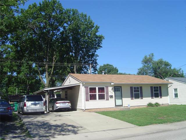 2809 Maryville Road, Granite City, IL 62040 (#20060189) :: The Becky O'Neill Power Home Selling Team