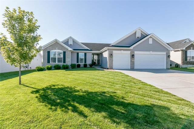 304 Wild River Court, O'Fallon, MO 63366 (#20060213) :: PalmerHouse Properties LLC