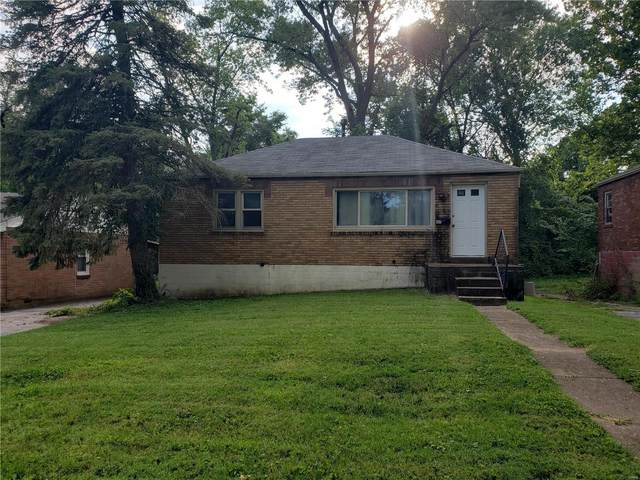 407 Warfield Avenue, St Louis, MO 63135 (MLS #20060307) :: Century 21 Prestige