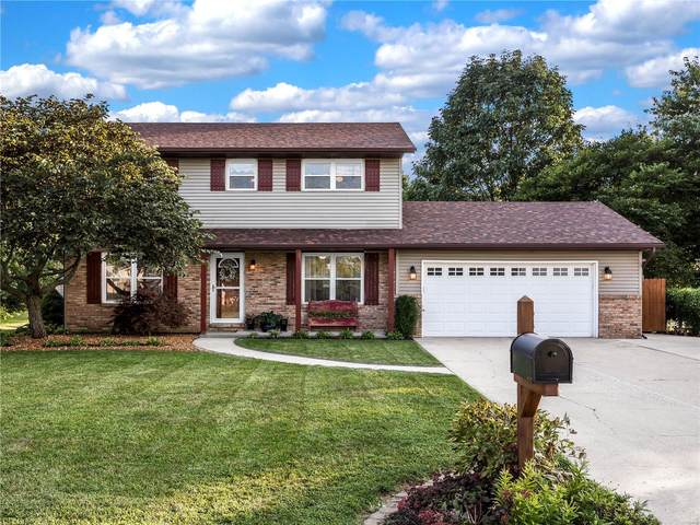 2 Bliss Terrace, Collinsville, IL 62234 (#20060354) :: The Becky O'Neill Power Home Selling Team
