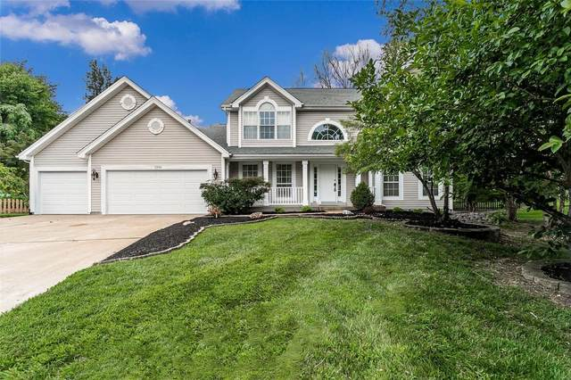12806 Maryland Estates Court, Maryland Heights, MO 63043 (#20060452) :: Parson Realty Group