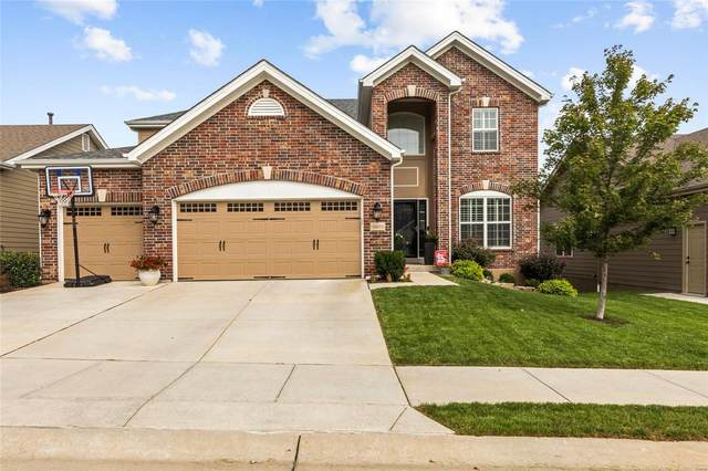 16673 Cherry Hollow, Grover, MO 63040 (#20060480) :: Kelly Hager Group | TdD Premier Real Estate