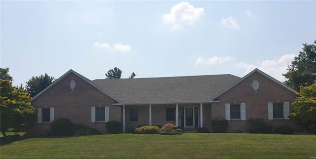 1301 Saddlewood Drive, Maryville, IL 62062 (#20060539) :: The Becky O'Neill Power Home Selling Team