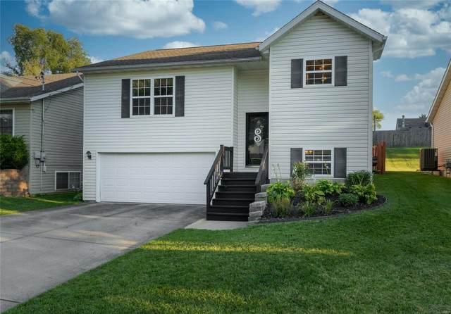324 Garesche Street, Collinsville, IL 62234 (#20060548) :: The Becky O'Neill Power Home Selling Team