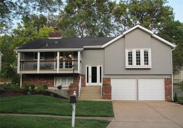 458 Maymont, Ballwin, MO 63011 (#20060561) :: The Becky O'Neill Power Home Selling Team
