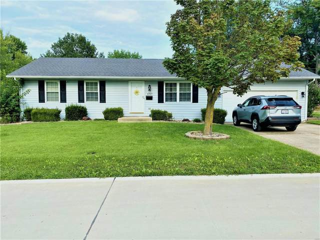 4707 Snow White Terr, Alton, IL 62002 (#20060562) :: The Becky O'Neill Power Home Selling Team