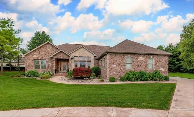 3 Fox Mill Court, Maryville, IL 62062 (#20060565) :: Hartmann Realtors Inc.