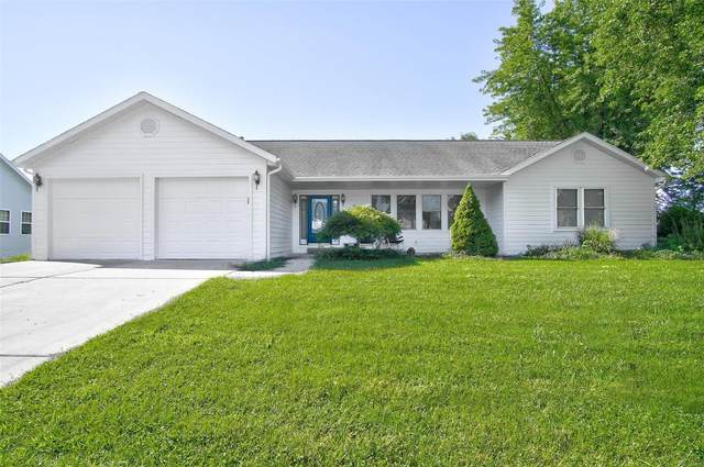 56 Raes Creek, Granite City, IL 62040 (#20060652) :: Parson Realty Group