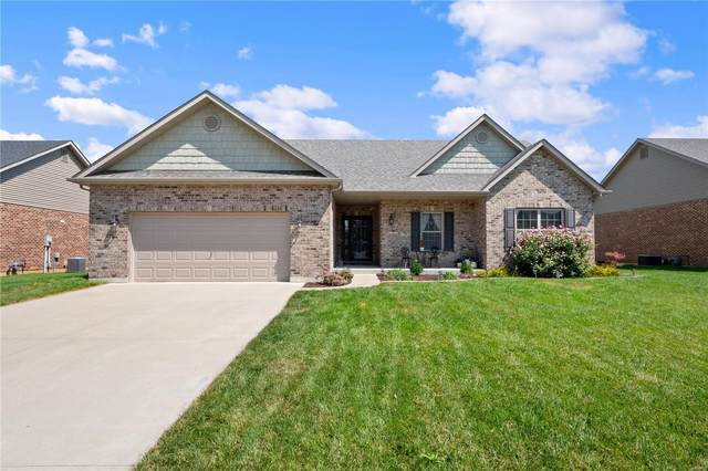 476 Wernings Drive, Columbia, IL 62236 (#20060653) :: Peter Lu Team