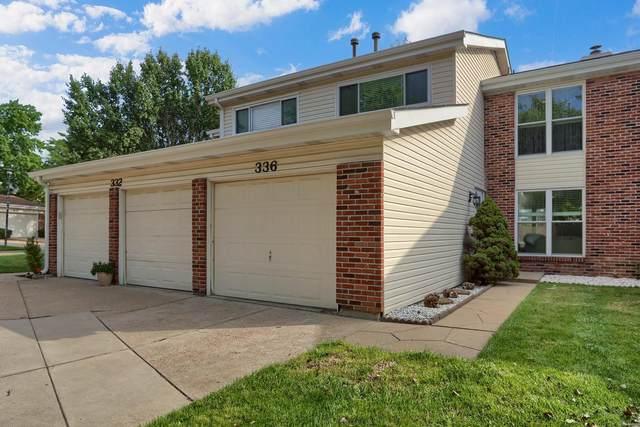 336 Fox Village Ct, Ballwin, MO 63021 (#20060683) :: The Becky O'Neill Power Home Selling Team