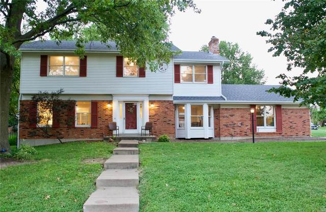7801 Somerworth, St Louis, MO 63119 (#20060690) :: The Becky O'Neill Power Home Selling Team