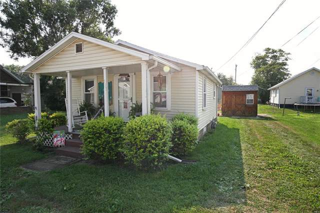111 N Hudson, Vandalia, IL 62471 (#20060713) :: The Becky O'Neill Power Home Selling Team