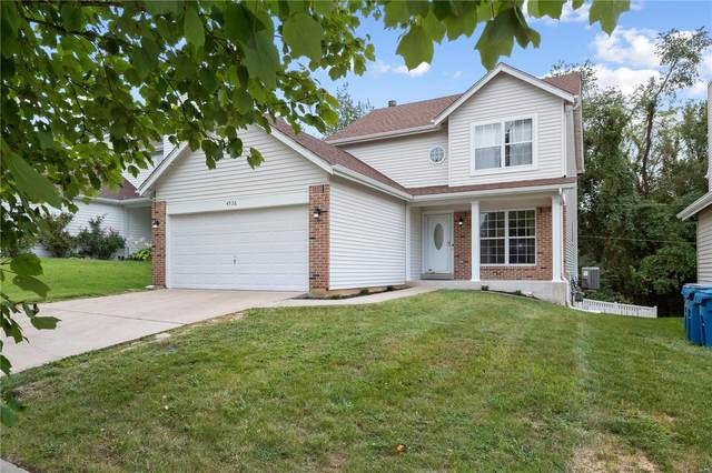 4926 High Crest Court, Black Jack, MO 63033 (#20060763) :: The Becky O'Neill Power Home Selling Team