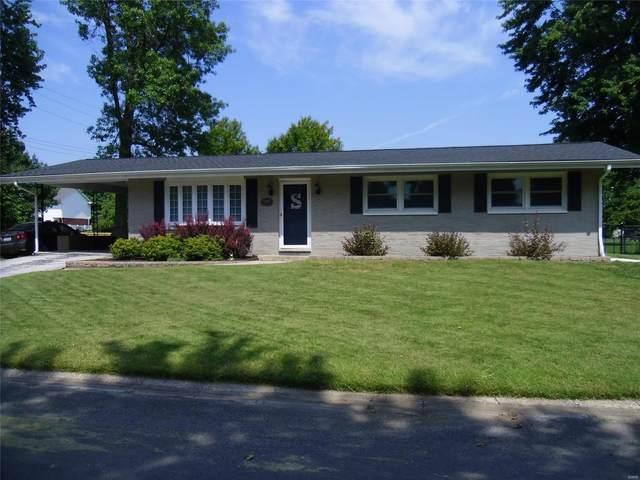 605 Fairway Street, Bethalto, IL 62010 (#20060769) :: Parson Realty Group