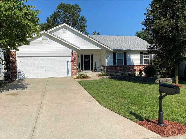 13 Forest Haven Court, O'Fallon, MO 63368 (#20060930) :: The Becky O'Neill Power Home Selling Team