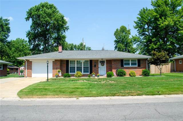 113 Barrington Drive, Belleville, IL 62223 (#20060945) :: The Becky O'Neill Power Home Selling Team
