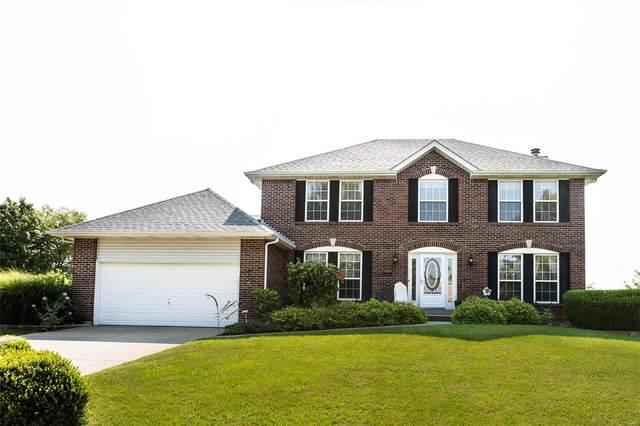 10 Peregrina, O'Fallon, MO 63368 (#20060976) :: The Becky O'Neill Power Home Selling Team