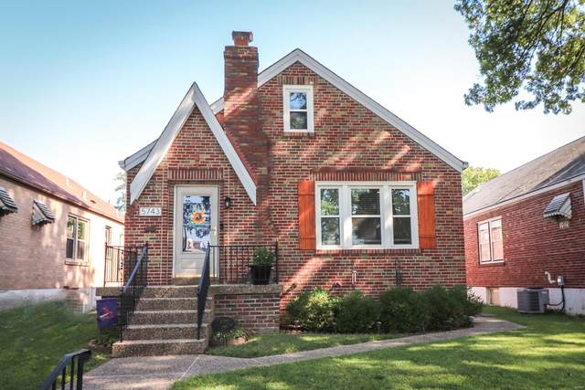 5743 Oleatha Avenue, St Louis, MO 63139 (#20060981) :: The Becky O'Neill Power Home Selling Team