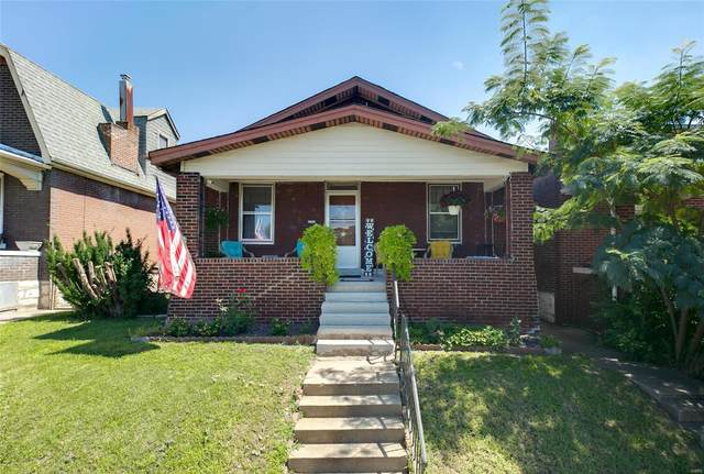 3632 Gustine Avenue, St Louis, MO 63116 (#20060985) :: Kelly Hager Group | TdD Premier Real Estate