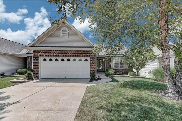 421 Dames Park, O'Fallon, MO 63366 (#20060991) :: The Becky O'Neill Power Home Selling Team