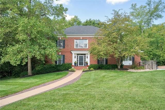 1339 Litzsinger Woods Lane, Ladue, MO 63124 (#20061002) :: Parson Realty Group