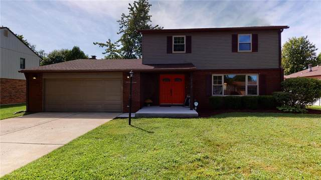 324 Veach Drive, Fairview Heights, IL 62208 (#20061022) :: Clarity Street Realty