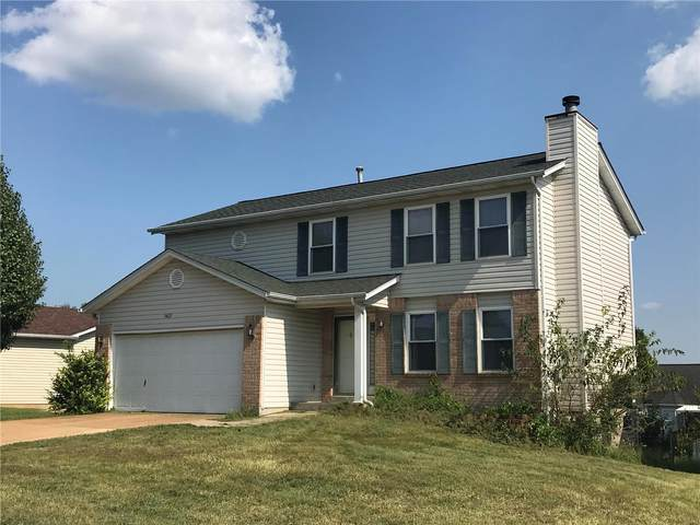 1401 Apple Hollow Dr., Arnold, MO 63010 (#20061049) :: Parson Realty Group