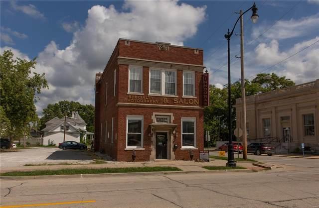 400 N Monroe Street, LITCHFIELD, IL 62056 (#20061080) :: RE/MAX Professional Realty