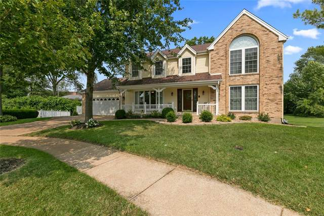 2505 Christopher Lake Court, St Louis, MO 63129 (#20061101) :: Parson Realty Group