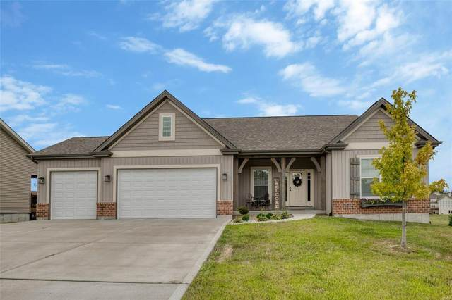 310 Wilmer Farm Trail, Wentzville, MO 63385 (#20061119) :: Parson Realty Group