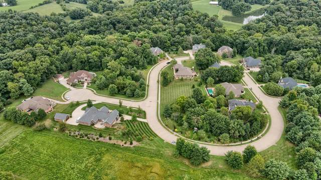 7447 Creek Ridge Lane, Edwardsville, IL 62025 (#20061154) :: PalmerHouse Properties LLC