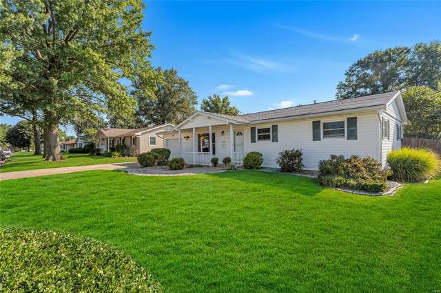 1124 Coral, RED BUD, IL 62278 (#20061158) :: The Becky O'Neill Power Home Selling Team