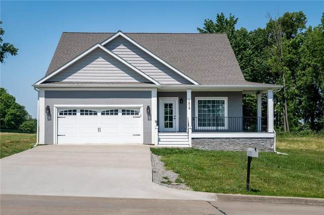 1516 Champions Drive, MARION, IL 62959 (#20061242) :: Kelly Hager Group | TdD Premier Real Estate