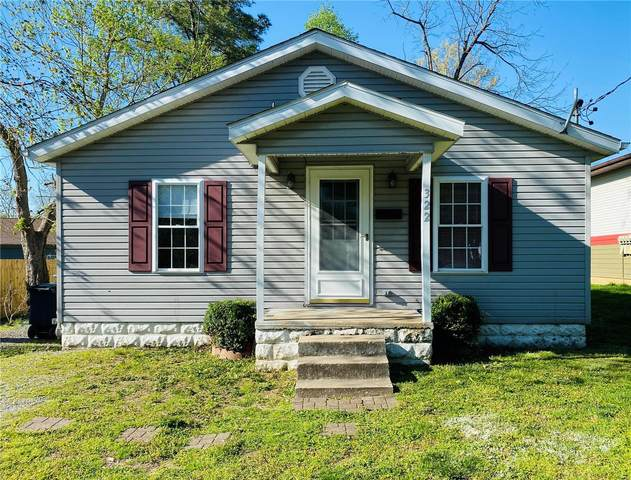 322 Dobson, CARTERVILLE, IL 62918 (#20061252) :: Clarity Street Realty
