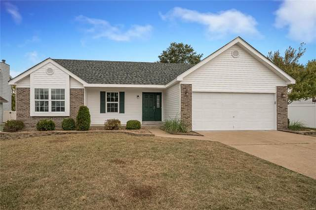 109 Autumn View, Saint Peters, MO 63376 (#20061378) :: Kelly Hager Group   TdD Premier Real Estate