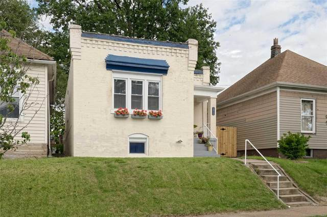 5450 Dresden Avenue, St Louis, MO 63116 (#20061388) :: Kelly Hager Group | TdD Premier Real Estate