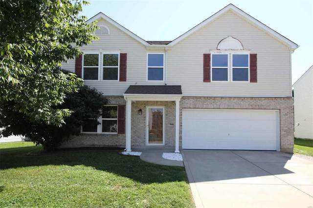 136 Falling Leaf Way, Mascoutah, IL 62258 (#20061450) :: The Becky O'Neill Power Home Selling Team