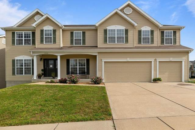 209 Vandalia Drive, Dardenne Prairie, MO 63368 (#20061502) :: The Becky O'Neill Power Home Selling Team