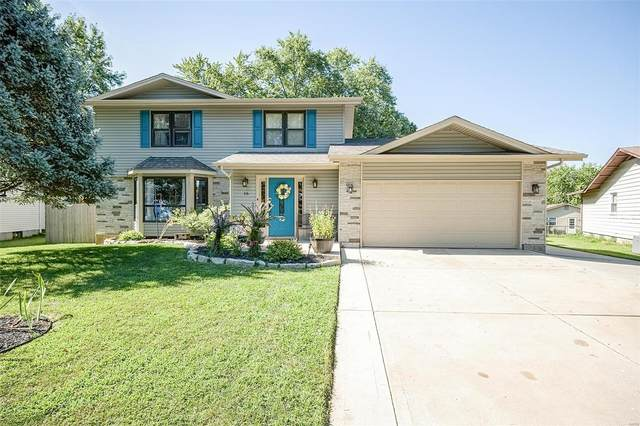 16 Kingston, Saint Peters, MO 63376 (#20061528) :: The Becky O'Neill Power Home Selling Team