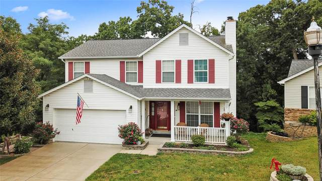 833 Crescent Ridge, Valley Park, MO 63088 (#20061533) :: Parson Realty Group