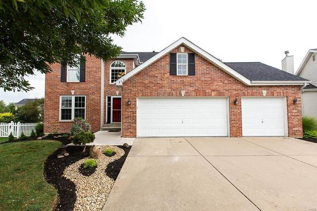 809 Wild Horse Creek Drive, Fairview Heights, IL 62208 (#20061556) :: Parson Realty Group