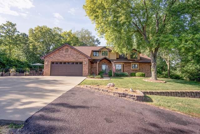 3 Executive Estates Drive, Millstadt, IL 62260 (#20061560) :: Century 21 Advantage