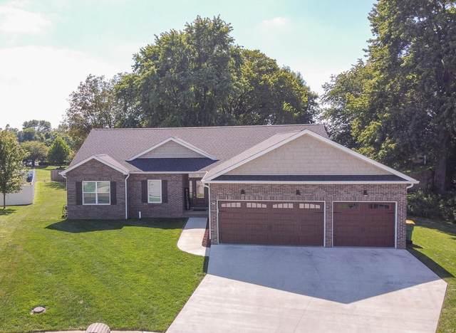 949 Sturbridge Trail, O'Fallon, IL 62269 (#20061598) :: Kelly Hager Group | TdD Premier Real Estate