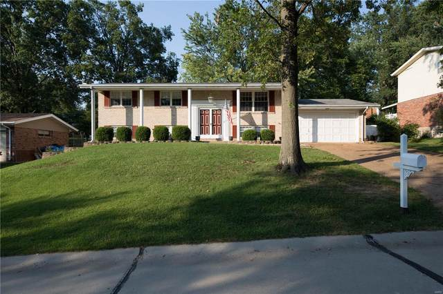 4737 Gatesbury Dr, St Louis, MO 63128 (#20062636) :: Parson Realty Group