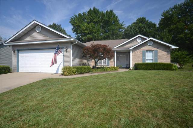 3241 Tangelbrook Drive, Shiloh, IL 62221 (#20062706) :: Hartmann Realtors Inc.
